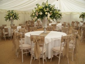 The Wedding Fayre at The Venue at Kersey Mill.