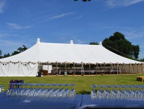 Traditional Suffolk Marquees – New for 2015