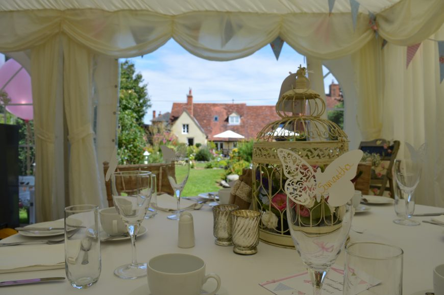 Marquee Hire Lowestoft