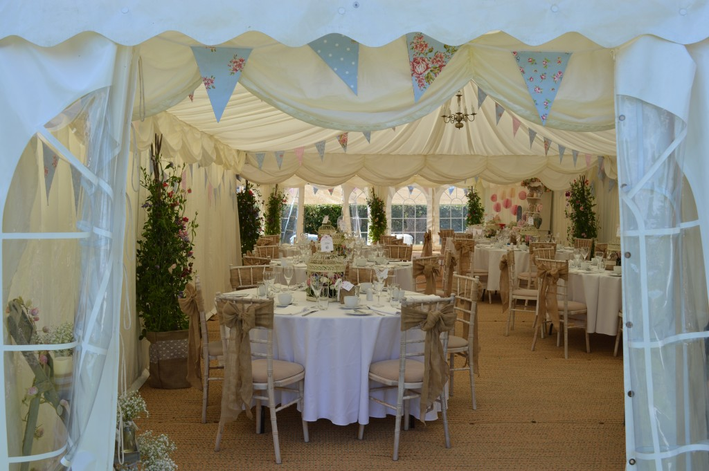 Lowestoft Marquee Hire 55