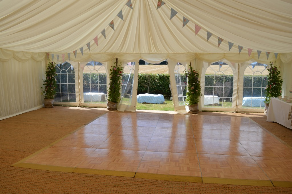 Lowestoft Marquee Hire 265