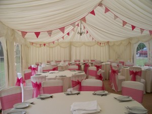 suffolk marquees wedding tent