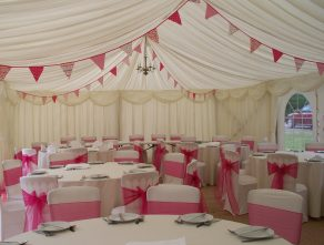 Which marquee is best for your Suffolk wedding?