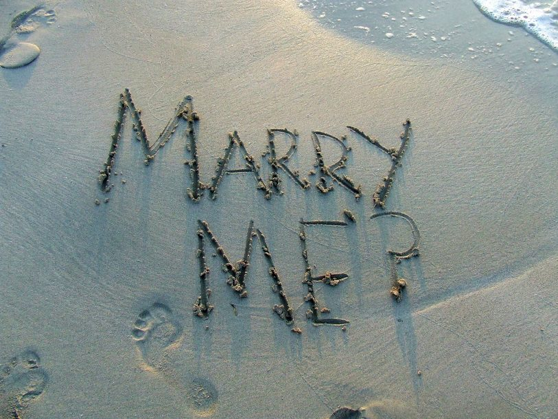 3 Most Romantic Ways to Propose