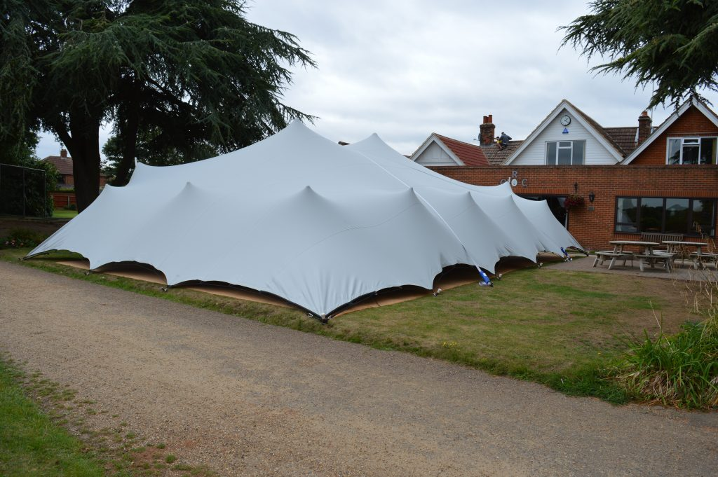 Stretch tent Suffolk