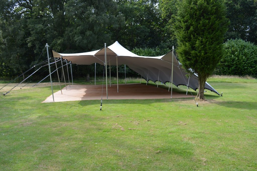 Stretch Tent Bury St Edmund
