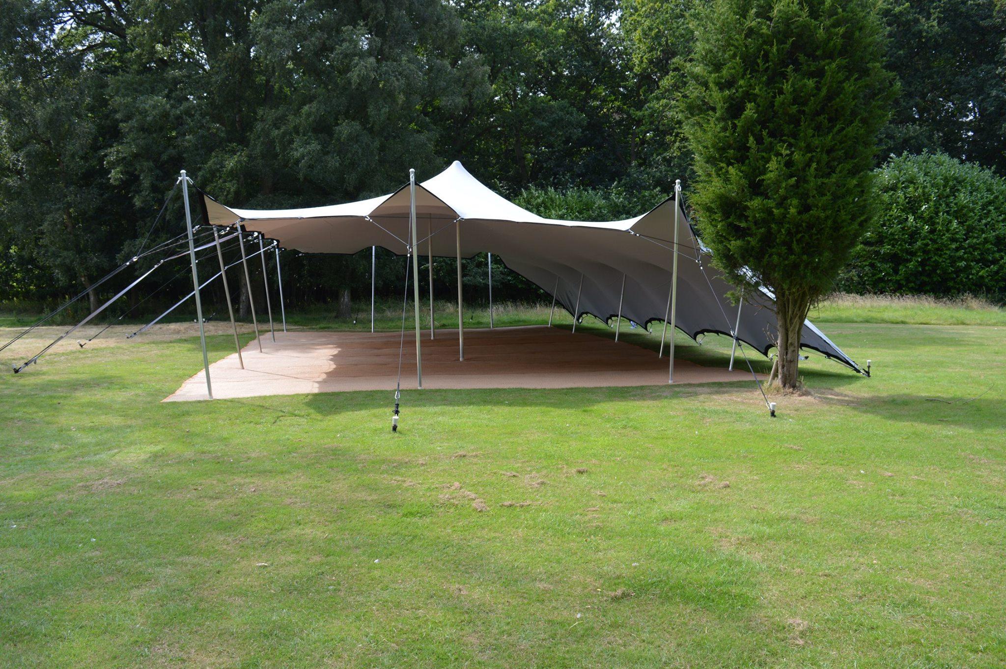 Stretch Tent Bury St Edmund & Stretch tents Suffolk Norfolk and Essex | SUFFOLK MARQUEES