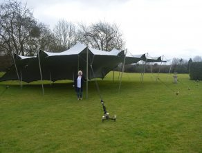 Stretch Tent Essex