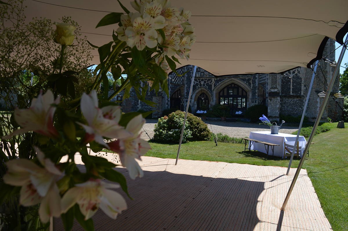 Butley Priory Suffolk - Wedding (3)