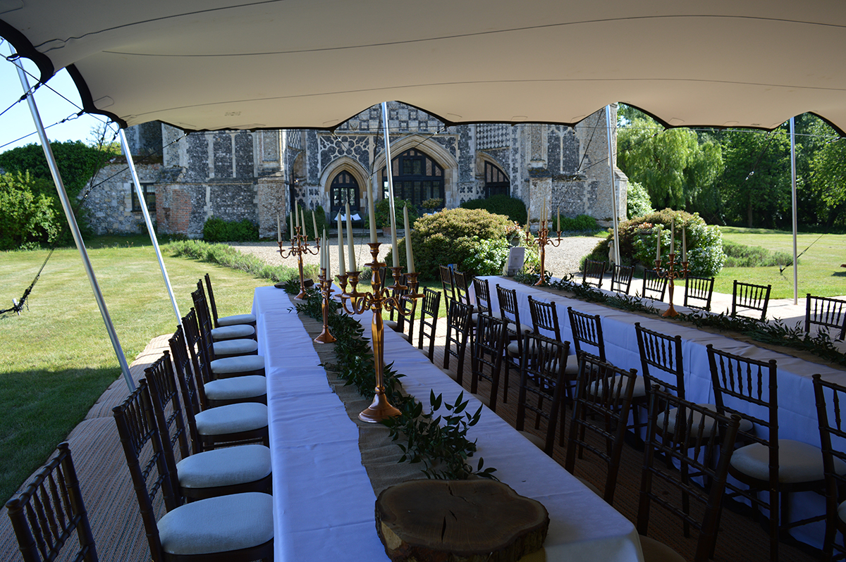 Butley Priory Suffolk - Wedding (9)
