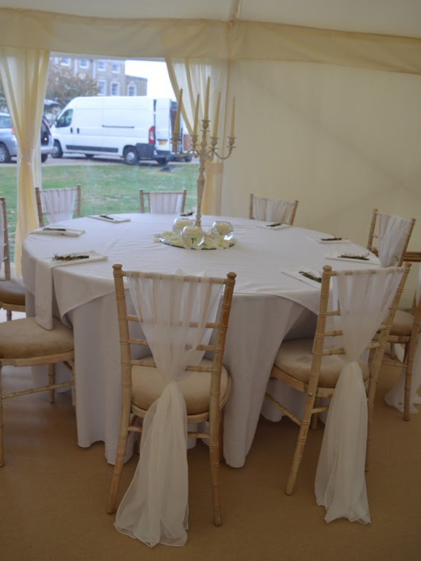 Wedding Marquee Hire Suffolk | Suffolk Marquees